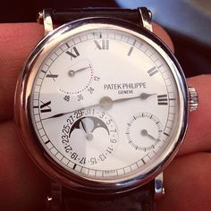 Patek Philippe, luxury men's watch. Patek Philippe, luxury men's watch. Dream Watches, Fine Watches, Men's Watches, Cool Watches, Black Watches, Patek Philippe, Collection Louis Vuitton, Luxury Watches For Men, Moda Masculina