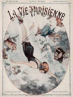 """""""La Vie Parisienne"""" 1917"""