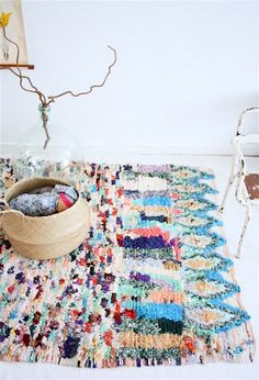 Nothing will take a room from boring to brilliant like an exceptional rug - and there's nothing like a Moroccan rug. Their luxe quality and beauty is known around the world. What you might not know, however, are a few of the different styles that fall under the 'Moroccan rug' heading.