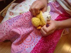 Mini reversible duck to bunny pattern. I am making another of this author's reversible toys and can't wait to try this one!