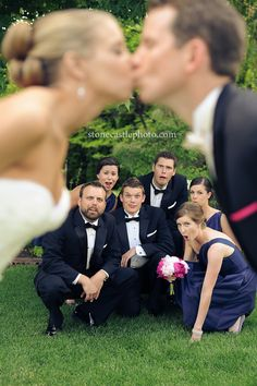 Would like to do this with the kids in the background making grossed out faces Funny Wedding Photos, Wedding Pictures, Cute Photography, Wedding Photography, Wedding Music, Dream Wedding, Wedding Poses, Wedding Ideas, Future Mrs