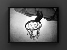 This listing is for One print of a loved basketball hoop with a vintage style. The brown, distressed tones will add so much warmth and character to your space. This would be a perfect print for your little boys room, nursery or home gym. I took this shot at a park in Portland, Oregon. We can also Basketball Coach, Basketball Hoop, Professional Photo Lab, Office Wall Art, Office Decor, Coach Gifts, Boys Room Decor, Sports Art, Canvas Prints