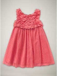 Cute dress...coming home/easter dress (if she's early.)