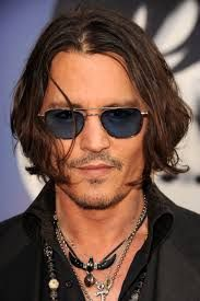 One of the only men ever who can pull off a soul patch and long hair....