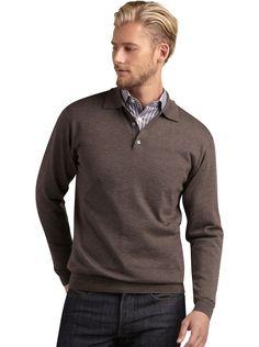 Sweaters & Vests - Pronto Uomo Charcoal Half-Zip Sweater - Men's ...
