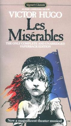 Ah, one of my most favorites books and musicals of all time!