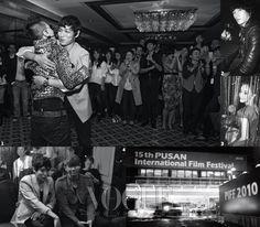 Vogue Korea November 2011   15th Pusan International Film Festival (PIFF)   YG love and YG+JYP   빅뱅 탑 T.O.P, 태양 TaeYang 2AM 임슬옹 Seulong