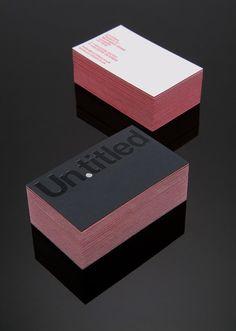 Un.titled Business Card