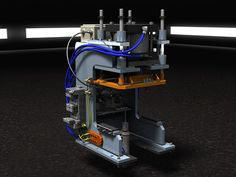 Pressure Test Jig in Autodesk Inventor | Flickr - Photo Sharing!
