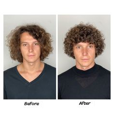 Check out these classic and modern fringe haircuts for men. Bangs can be asymmetrical, blunt, textured, curly or mod. Pick out a new haircut style! Medium Length Mens Haircuts, Medium Curly Haircuts, Haircuts For Curly Hair, Curly Hair Cuts, Haircuts For Men, Curly Hair Styles, Crop Haircut, Fringe Haircut, Fringe Hairstyles