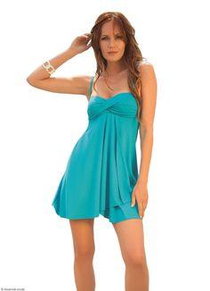 Robe de Plage Bustier Femme Dubai 49203 de Lisca - Réservoir Mode Lingerie  Femme et Homme a2f49fb6cb6