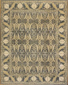 "Michael Rugs - (A) Persian Tabriz Wool Rug 9' 3"" x 11' 6"", $5,100.00 (http://stores.michaelrugs.com/a-persian-tabriz-wool-rug-9-3-x-11-6/)"