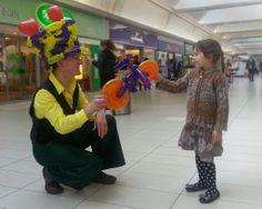 Edinburgh Performers - Balloon Modellers | Edinburgh|