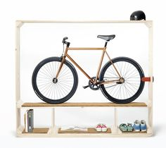 Shoes Books and a Bike by Thomas Walde