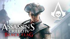 Assassin's Creed IV : Black Flag - Aveline DLC Exclusivo PS3 [ Dublado e...