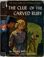 Wells, Helen.  The Clue of the Carved Ruby.  New York: Grosset & Dunlap, 1961.
