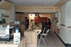 Scandinavian Embassy Amsterdam (by Stephen van den Hoek) Coffee & tea | Lunch from € 3 Sarphatipark 34 | +31619518199 Tue – Fri 08:00 – 18:00, Sat – Sun 10:00 – 17:00