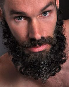 That. is an amazing beard.  Photography by Yogabear Studio by Darren_Wall on Flickr.
