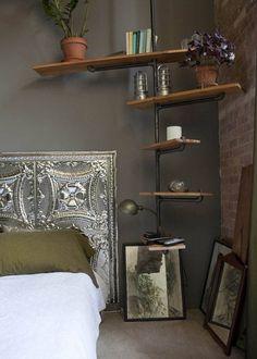 Favorite Repurposings For Tin Ceiling Tiles