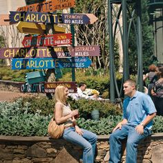 Weekend Guide • Charlotte, NC | Spring in The City | SouthernLiving.com