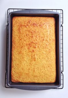 The best corn bread I've ever made. Definitely a keeper!