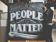 Dribbble - People Matter by Drew Melton