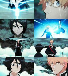 Rukia le devuelve sus poderes