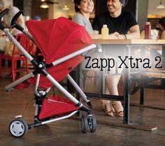 Quinny Zapp X 4-Rad-Set medium Graphite