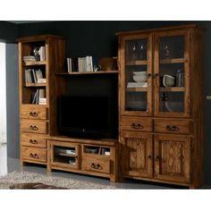 Ador colonial samarkanda material madera de castano - Ver muebles rusticos ...