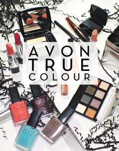New & Improved Avon True Colour   I Know all the Words
