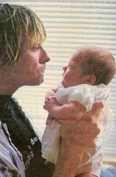 Kurt Cobain & Frances, Melody Maker, 1993.
