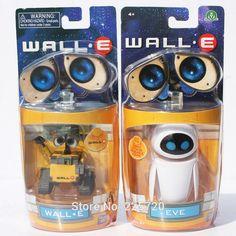 $9.49 (Buy here: https://alitems.com/g/1e8d114494ebda23ff8b16525dc3e8/?i=5&ulp=https%3A%2F%2Fwww.aliexpress.com%2Fitem%2FRobot-Wall-E-EVE-PVC-Action-Figure-Wall-E-Collection-Model-Toys-Dolls%2F32690733011.html ) Robot Wall-E & EVE PVC Action Figure Wall E Collection Model Toys Dolls  for just $9.49