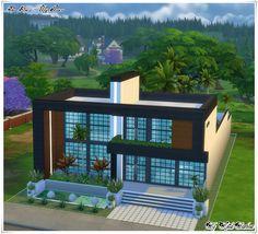 The Sims-My House : Tropicália