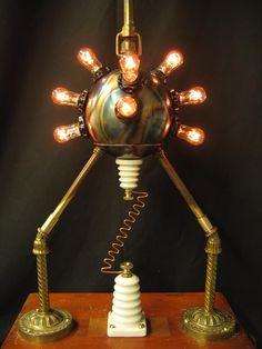 Lights by  Ste&unk Lighting  - Ste&unk Daily - by Ste&unk Junkies & 713 best Steampunk Industrial Lighting images on Pinterest ...
