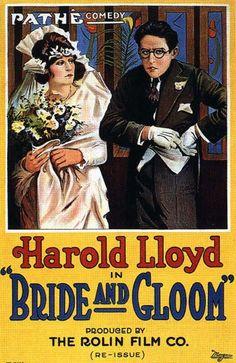 Harold Lloyd - Bride And Gloom.....1918