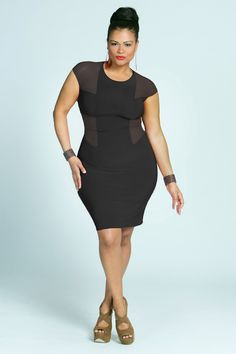 Plus Size Fashion 2013 From Qristyl Frazier Designs (8)