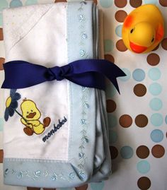Baby Infant Newborn Layette Flannel Receiving Blanket by monbebes, $10.00