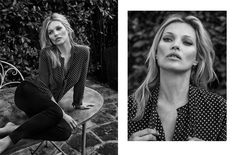 Cover Story   Kate Moss debuts her new fashion line and talks style, supportive friends and her strict side   Magazine   NET-A-PORTER.COM
