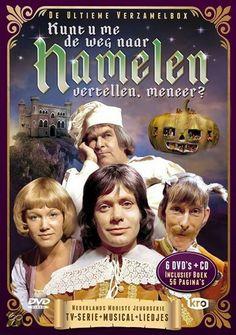 Kunt u mij de weg naar Hamelen vertellen, mijnheer. Spannend.