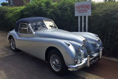 Jaguar XK140 DHC RHD 1956 for sale