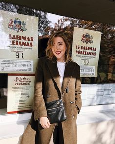 """bea jonite on Instagram: """"smaids līdz ausīm, jo #vēlēšanas2018 💪🏼🇱🇻"""" Fall Winter, Autumn, Sequin Skirt, Sequins, Blazer, Skirts, Jackets, Instagram, Women"""