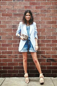 Street Scene Vintage: {How To Wear}: Overalls