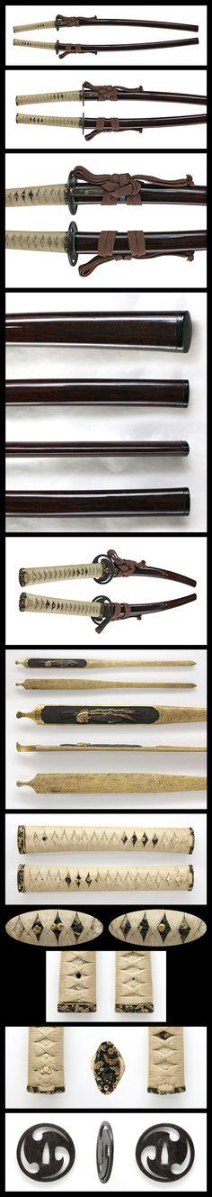 Katana : Mumei (Enju) | Japanese Sword Shop Aoi-Art.