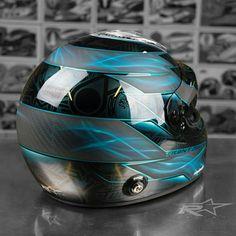 Badass Motorcycle Helmets, Custom Paint Motorcycle, Full Face Motorcycle Helmets, Motorcycle Tank, Racing Helmets, Yamaha R6, Ducati, Custom Helmets, Riding Gear