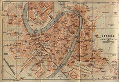 Verona map