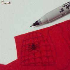homem-aranha-feltro-pap-5.jpg (1600×1600)