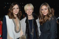 Olivia Palermo with Katharine McPhee & Joanna Coles | http://getthelookoliviapalermo.blogspot.com.es/