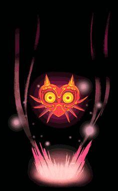 Majora's Mask GIF #LegendofZelda