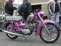 ZUNDAPP Scooter Bike, Bicycle, 50cc, Sidecar, Kustom, Cars And Motorcycles, Motorbikes, Mopeds, Vehicles