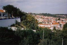 Coruche vista do Castelo